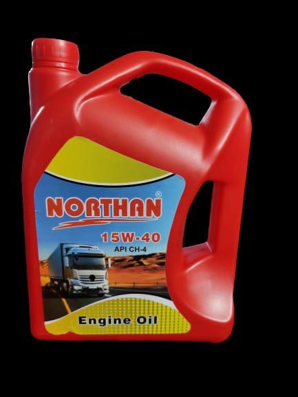 15 W-40 API CH-4 ENGINE OIL | Northan Lubricants |