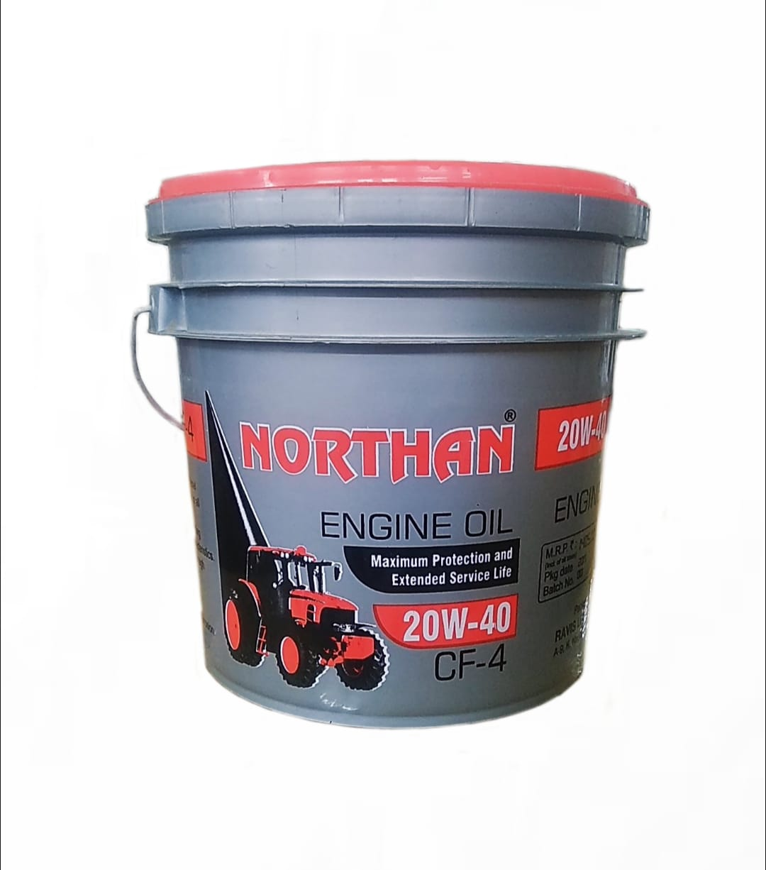 Engine Oil 20W-40 CF-4 | Northan Lubricants |