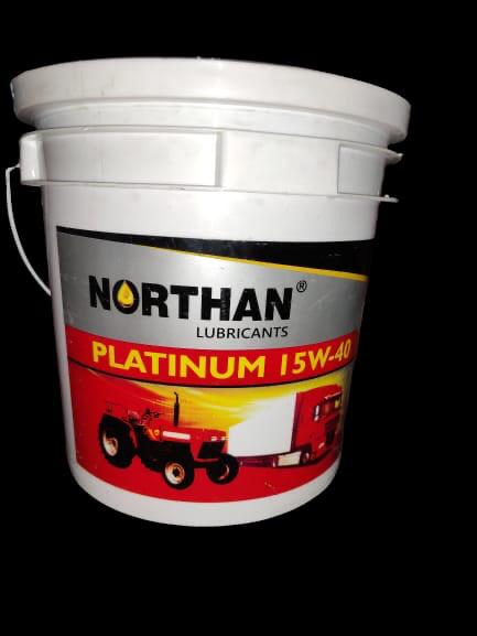 PLATINUM 15 W - 40 | Northan Lubricants |