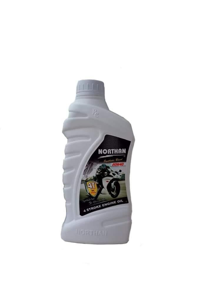 20 W 40 4 Stroke Engine Oil | Northan Lubricants |