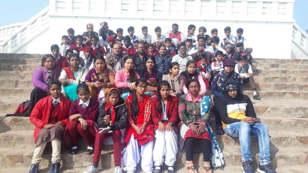 Vaishali Tour 5 | St pope public school |