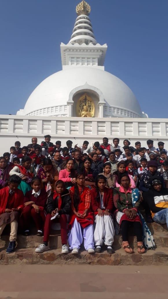 Vaishali Tour 4 | St pope public school |