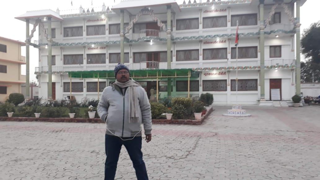 Vaishali Tour 6 | St pope public school |