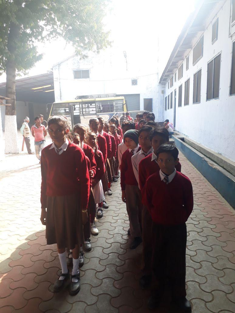 16 | St pope public school |